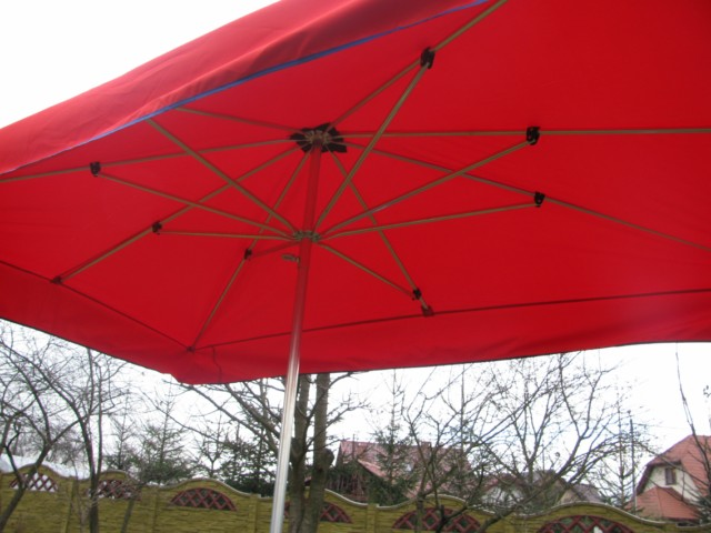 parasol handlowy